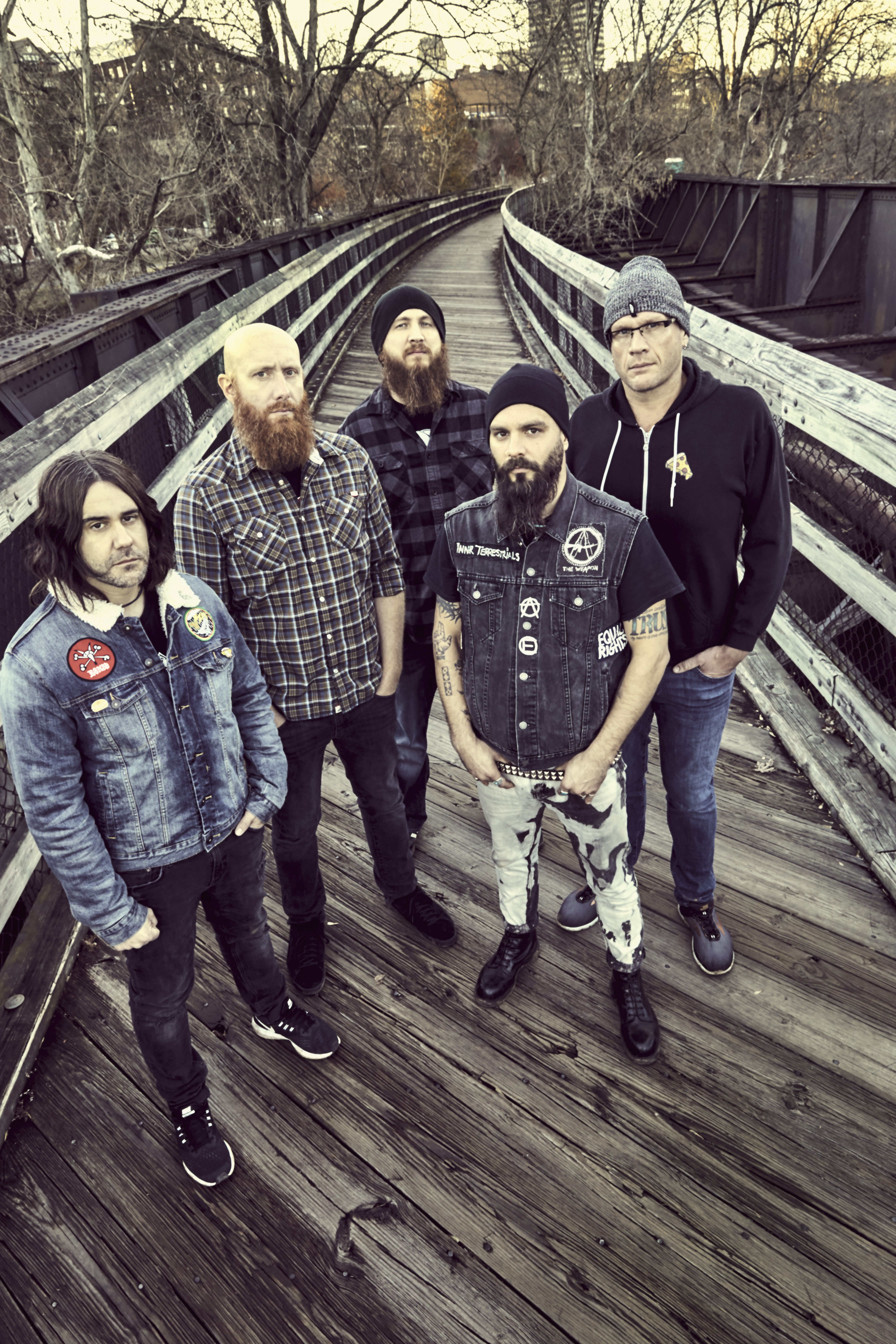 killswitch engage reportedly working - HD 4480×6720